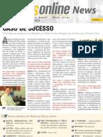 Informativo Obras Online - Junho