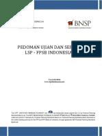 Pedoman Sertifikasi Fpsb Indonesia 2016