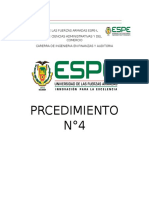 Auditoria Interna Programa