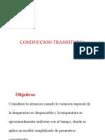 conduccion transitoria
