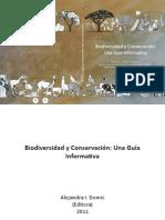 Biodiversidad y Conservacion