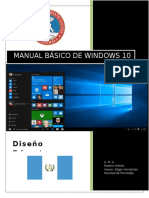 manual windows 10