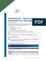 Como Adjuntar Documentos Visa