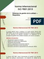 (SEMANA5.2)ISO 9001 V2015