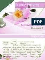 terapi komplementer (aromaterapi)