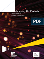 EY Landscaping UK Fintech