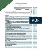 Formulario de Evaluación de Desempeño Para Directores