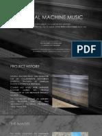 Mineral Machine Music (Artist Talk)