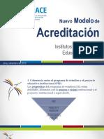 Estandares Del Nuevo Modelo IEES