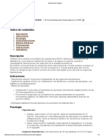 Medicamento Captopril 2014