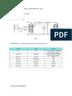 Informe de Reactor Con Nucleo de Hierro (1)