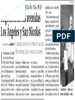 07-11-16 Regenerarán las avenidas Los Ángeles y San Nicolás
