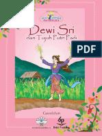 Dewi Sri Dan 7 Putri Padi