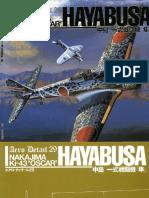 [Aero Detail 29] - Nakajima Ki-43 Hayabusa Oscar.pdf