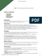 Medicamento Cianocobalamina 2015