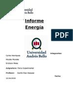 Rectificacion - Informe 2 de Energia