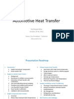 SAE Automobile Heat Transfer 2