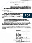 1999 May 11 Area Presidency Letter Prop 8