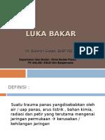 Sulandri,Dr. Luka Bakar