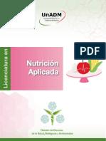 Folleto de Nutrición Aplicada