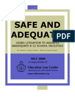 ElC Safe and Adequate 2006