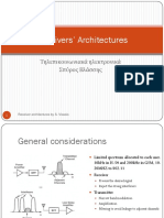 Transceiver Architectures