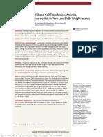 2016 Relacion ANEMIA con NEC y transfusiones.pdf