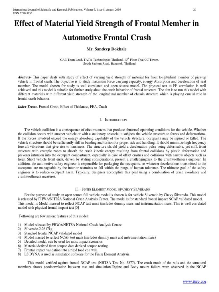Großzügig Crash Simulationssoftware Zeitgenössisch - Der Schaltplan ...