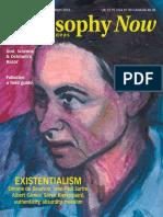 Philosophy Now - August-September 2016