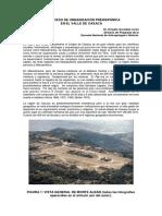 La Urbanizacion Del Valle de Oaxaca