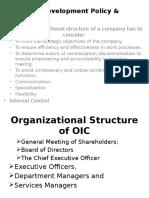 System Development Policy & Procedure