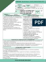 Plan 3er Grado - Bloque 2 Espa+¦ol (2016-2017).doc