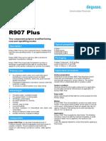 TDS - Emaco R907 Plus