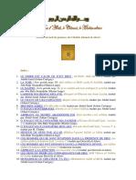 Diwan Recueil de Poemes Du Cheikh Ahmad Al-Alawi