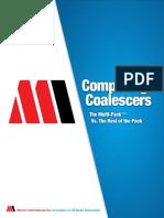Comparing Coalescers