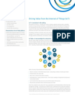 Cloudera Iot Solution Brief