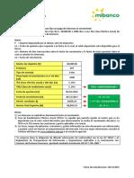 Fórmulas y Ejemplos - DPF