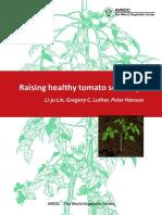 Tomato Seedlings Web