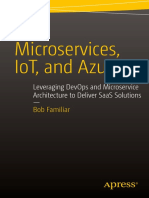 Microservices Iot and Azure