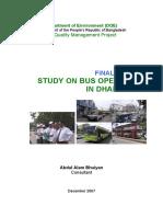 Final Report - BusOperation AQMP