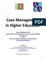 2012 NaBITA ACCA Whitepaper Case Management in Higher Education
