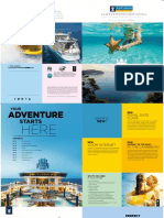 Royal Caribbean Arabia - 2017 Cruise Brochure