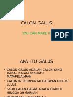 Calon Galus