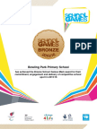 Bowling Park Primary School Mark Award 2016