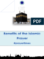 Benefits of the Islamic Prayer
