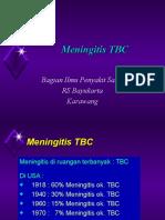 Meningitis TBC