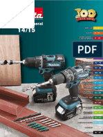 Catalogo Makita 2014 2015