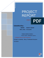 Android project report final year student