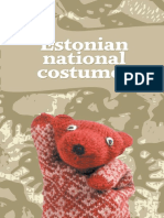 2013_estonian National Costumes