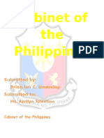 Cabinet of the Philippines
